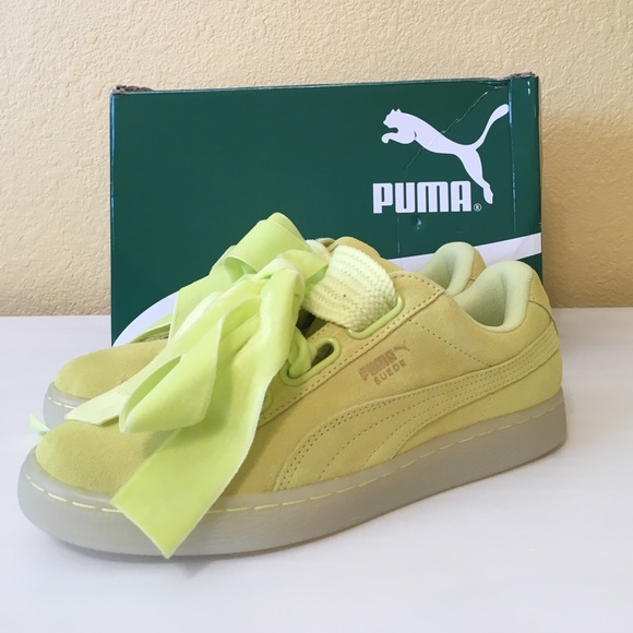 Puma Suede Heart Reset Wn'S Women's Shoes